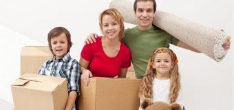 Để chuyển nhà không phải là một gánh nặng!