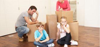 Những sai lầm bạn không nên phạm phải khi chuyển nhà!